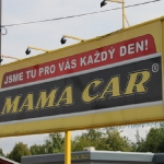 Billboard - Mamacar